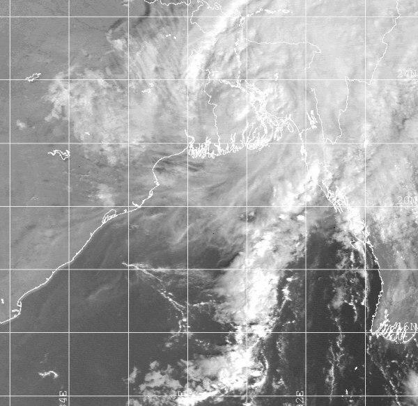 Tropical Cyclone 2B (2000)