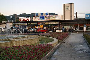 Tsuruga Station - Image: Tsuruga sta 01s 3872