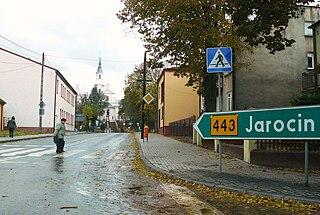Tuliszków Place in Greater Poland Voivodeship, Poland