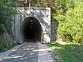 Tunnel de la piste cyclable du lac d'Annecy à Duingt - panoramio.jpg