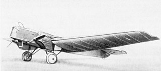 Tupolev ANT-7 Russian military aircraft