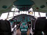 Tupolev Tu-154B-2 HA-LCG cockpit 01.jpg