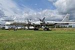 Tupolev Tu-95MS '31 red' (38630569545).jpg