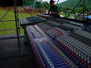 Sound Reinforcement System Wikipedia