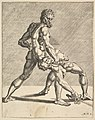 Two Fencers, from Fencers, plate 8 MET DP822168.jpg