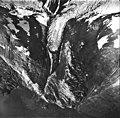 Tyeen Glacier, mountain glacier terminus and glacial remnents, August 12, 1980 (GLACIERS 5956).jpg