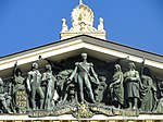 Tympanum - House of the Estates, Helsinki - DSC05071.JPG