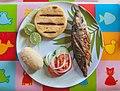 Typical Food in Margarita Island.JPG
