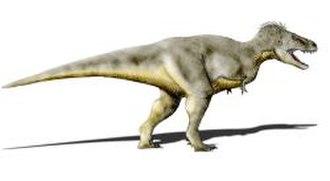 Lance Formation - Tyrannosaurus