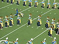UCLA Band performing at halftime at UCLA at Cal 10-25-08 3.JPG