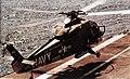 UH-2C of HC-2 on USS Shangri-La (CVA-38) in 1970.jpg