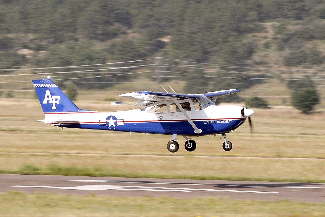 FileUSAFA Flying Team T41Djpg Wikimedia Commons