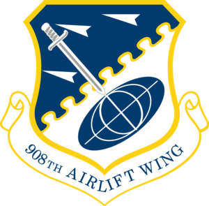 908th Airlift Wing - Image: USAF 908th Airlift Wing