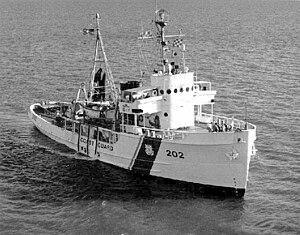 USCGC Comanche (WMEC-202)