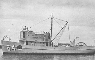 USS <i>Aggressor</i> (AMc-64)