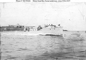 USS Boy Scout (SP-53)