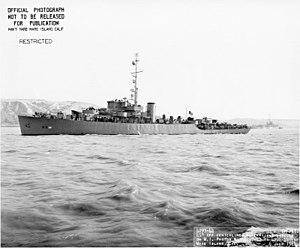 USS Grand Island (PF-14) - Image: USS Grand Island 120801403