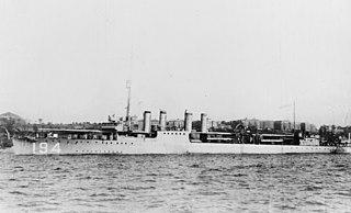 USS <i>Hunt</i> (DD-194)