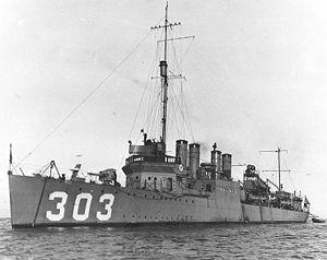 USS Reno (DD-303)