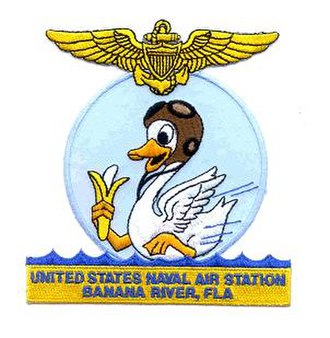 Patrick Air Force Base - NAS Banana River patch