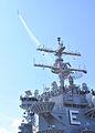 US Navy 100519-N-5283B-028 The Blue Angels perform an air-power demonstration over the aircraft carrier USS Enterprise (CVN 65).jpg