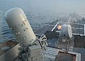 US Navy 110716-N-IO627-021 A close-in weapons system is tested aboard the guided-missile destroyer USS Curtis Wilbur (DDG 54) during a live-fire e.jpg