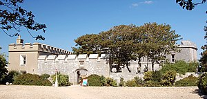 Portland Castle - Image: Uk dor portcastle