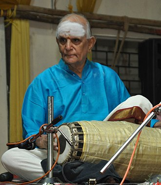 Umayalpuram K. Sivaraman - Image: Umayalpuram K. Sivaraman 2