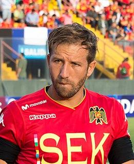 Felipe Seymour Chilean professional footballer