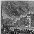 Union Army entering Richmond, April 3, 1865 (18491604209).jpg