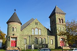 United Methodist Church, Washington, NJ - south view.jpg