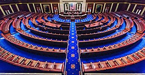 אולם מליאת בית הנבחרים