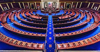 United States House of Representatives - Image: United States House of Representatives chamber