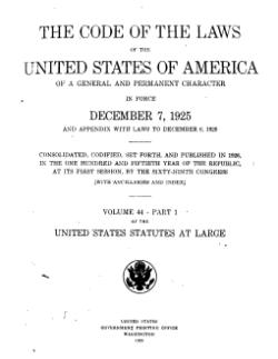 United States Statutes at Large Volume 44 Part 1.djvu