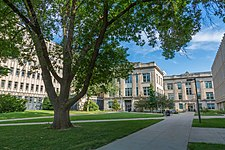 University of Iowa Campus Courtyard, Iowa City (36501047882).jpg