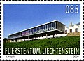 University of Liechtenstein 2009 stamp.jpg