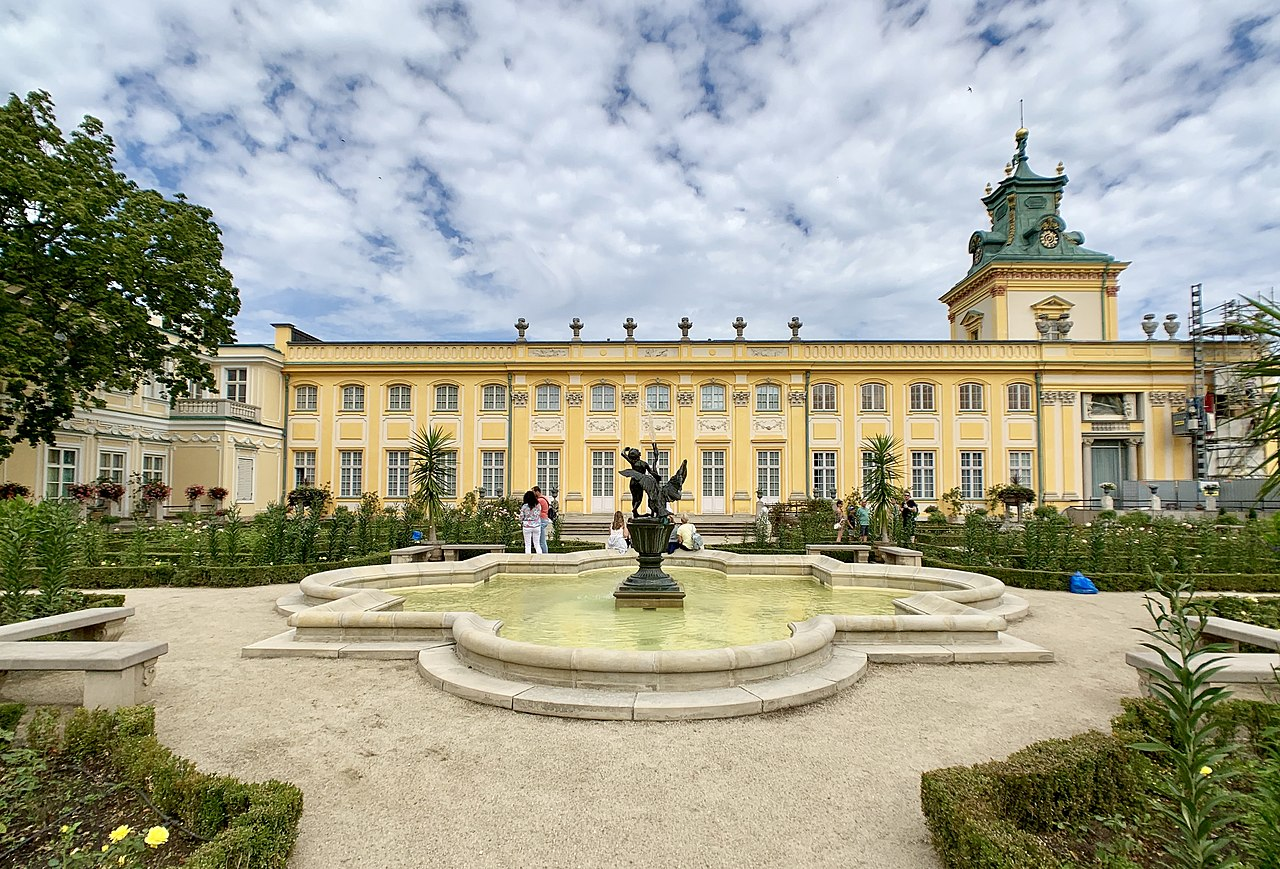 Upper Baroque Garden in Wilanów Park, 2019, 13.jpg