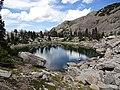 Upper Red Pine Lake, Little Cottonwood Canyon, Utah - andrey zharkikh.jpg
