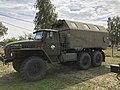 Ural 4320 in Hohenleipisch.jpg
