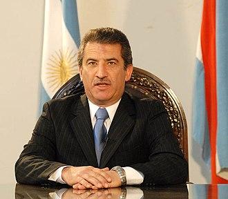 Sergio Urribarri - Sergio Urribarri