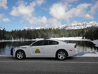 Utah Highway Patrol - Utah Highway Patrol vehicle