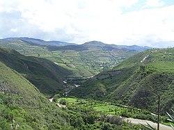 Долина Уткупампа, департамент Амазонас