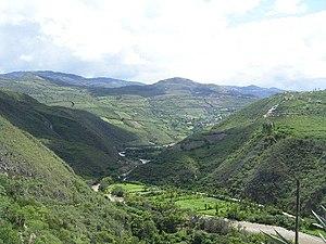 Amazonas Region - Utkupampa valley, Amazonas Region