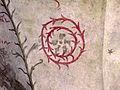 Vårkumla kyrka Takmålning detalj 2010-04-22 bild 3.JPG