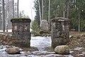 Vācu karavīru brāļu kapi (Ehrenfriedhof Sille) WWI, Kalnāji, Tīnūžu pagasts, Ikšķiles novads, Latvia - panoramio.jpg