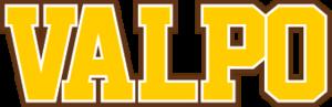 Hoosier Helmet Trophy - Image: VALPO logo