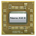 VIA Nano X2 E-Series Processor - Top (5668710977).jpg