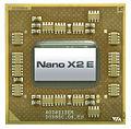 VIA Nano X2 E-Series Processor - Top (5668710977).jpg