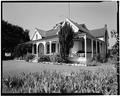 VIEW FROM WEST-SOUTHWEST - Villa Miramonte, 17860 North Monterey Road, Morgan Hill, Santa Clara County, CA HABS CAL,43-MORHI,3-4.tif