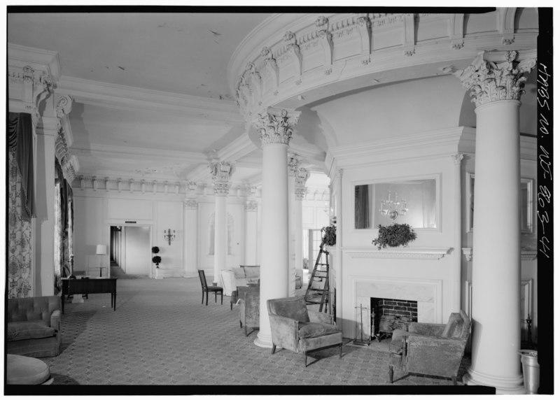 Congress Hotel Rooms